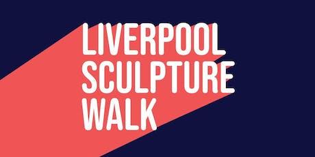 Liverpool Sculpture Walk Launch tickets