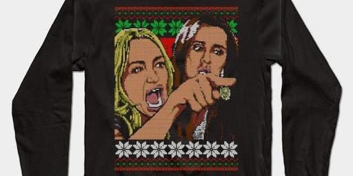 2nd Annual Ugly Christmas Sweater Party