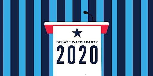 Democrat Debate Watch Party