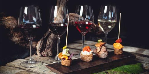 Special Wine tasting with pairing for young people like you! (25-35)