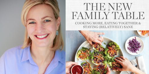 Dr. Julia Nordgren: The New Family Table