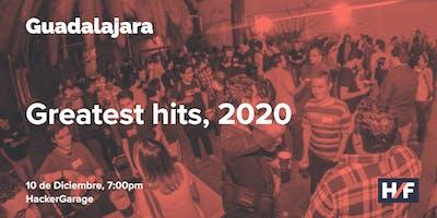H/F Guadalajara - Greatest hits, 2020