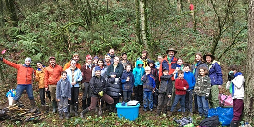 Dig it, Plant it, Do it Again! Burnt Bridge Creek Volunteer Planting