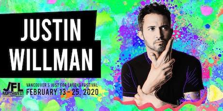 Justin Willman tickets