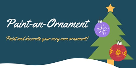 Paint-an-Ornament tickets