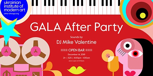 UIMA'S Benefit Gala After Party