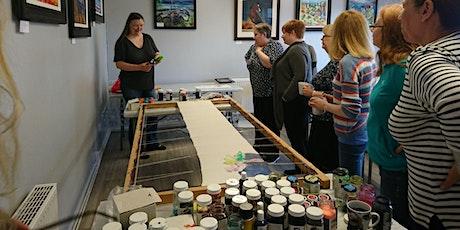 Silk Painting Workshop tickets