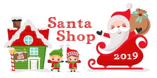 HFGS Santa Shop 2019