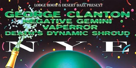 George Clanton NYE Spectacular @ Lodge Room Highland Park tickets