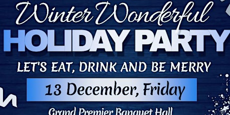 Star Status Winter Wonderful Holiday Party tickets