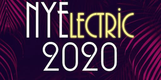South Beach Miami New Years Eve 2020 - NYElectric Countdown