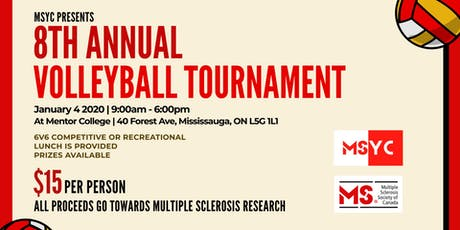 MSYC's 8th Annual Volleyball Tournament tickets