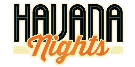 Havana Nights Detroit 2020 tickets
