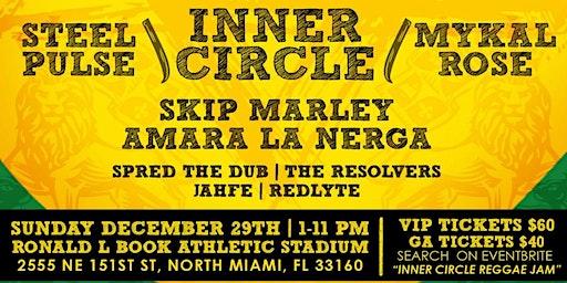 The Reggae Jam 2019 - Meeting of the Legends