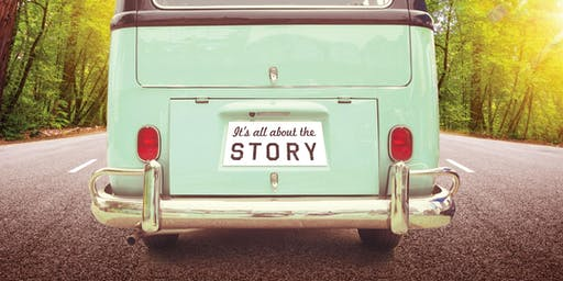 It's all about the Story. Free Event!