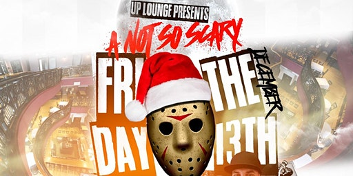 Dance Party | DJ Serious | Friday the 13th | UP Lounge