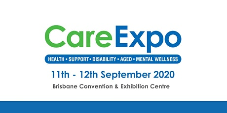 2020 Care Expo tickets