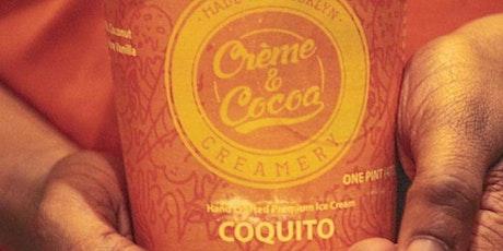 "Coquito & Coquito Ice Cream"" Making Class  tickets"