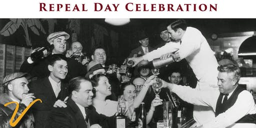 Repeal Day Celebration at Verve