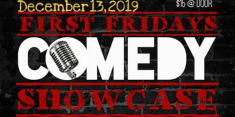 First Fridays Comedy Showcase feat. Adam Walsh tickets