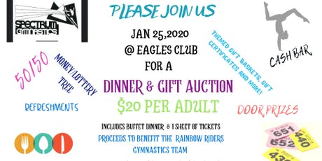 Gift Auction tickets