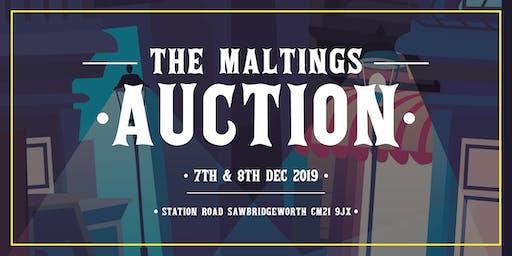 ***AUCTION*** The Maltings Vintage & Retro Auction Sawbridgeworth