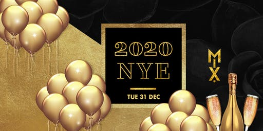 MiX New Years Eve 2020