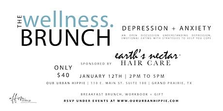 Wellness Brunch (Depression + Anxiety) tickets