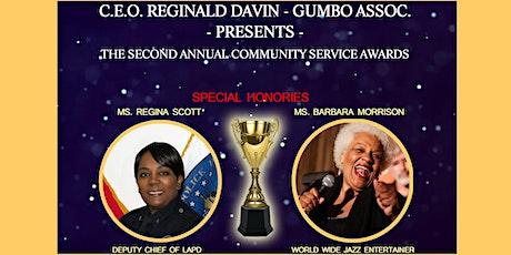 Mr. Davin's Second Annual Community Service Awards tickets