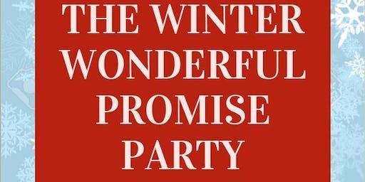 Promise Program End of Semester Celebration