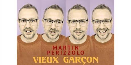 Martin Perizzolo billets