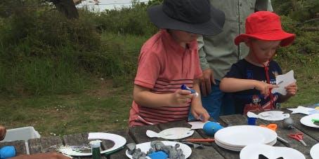 Migratory Kite Making 10 January 2020 - Anglesea