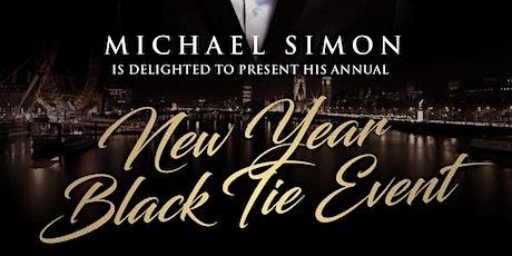 MSP New Year Annual Black Tie Dinner Variety Show & Dance tickets