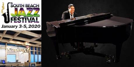 The South Beach Jazz Festival presents The Kiki Sanchez Jazz Ensemble tickets