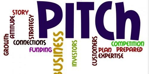 Pitch your Business  - Ballan