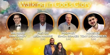 The Supernatural Conference: Walking in God's Glory tickets