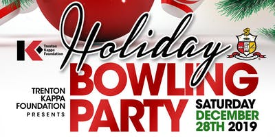 2019 Kappa League Holiday Bowling Party