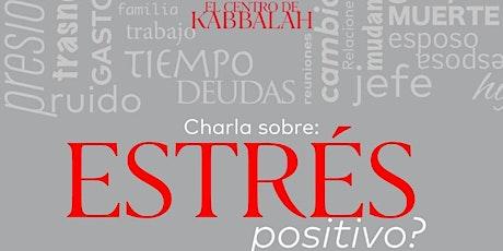 Estrés Positivo entradas