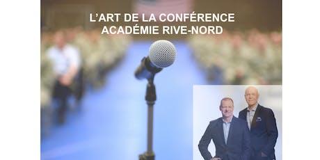 S'exprimer pleinement en public! Cours gratuit Laval samedi 7 décembre billets