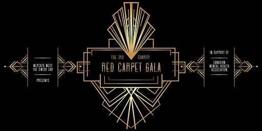 TSL Red Carpet Gala for Canadian Mental Health Association in Calgary