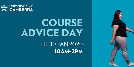 University of Canberra Course Advice Day