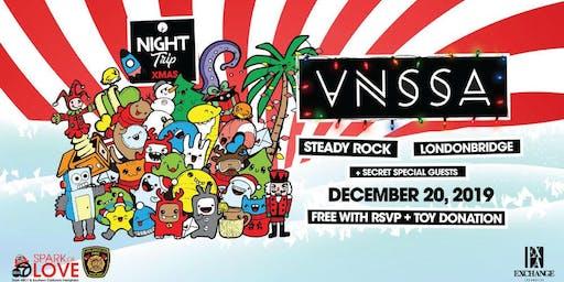 Night Trip XMAS ft VNSSA