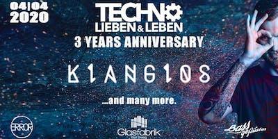 3 Jahre Techno Lieben & Leben