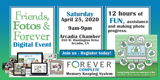 SPECIAL Event - Friends, Fotos & Forever