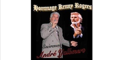 Hommage Kenny Rogers billets