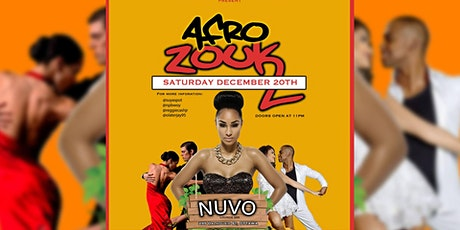 AFRO-ZOUK PARTY 2ND EDITION tickets