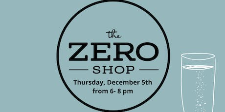 Sip N' Shop for Farm Discovery @ The Zero Shop tickets