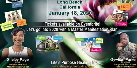 DreamScape Workshop 2020-Long Beach tickets