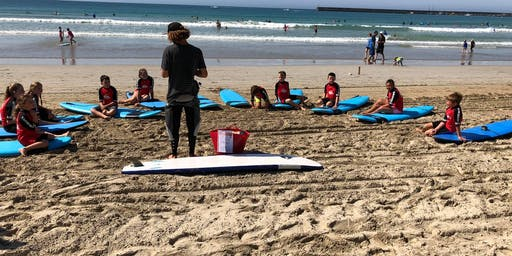 Surf Sesh and Beach Clean Up 21 January 2020 - Urquharts Bluff