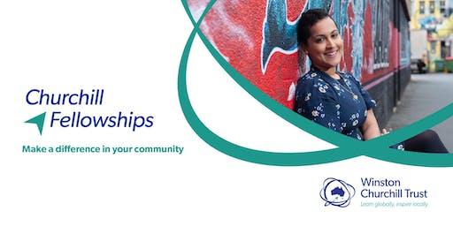 MCCSA Churchill Fellowship Information Session